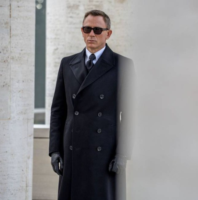 Undated handout photo issued by Metro-Goldwyn-Mayer Studios of an image released from the latest James Bond film Spectre of Daniel Craig. PRESS ASSOCIATION Photo. Issue date: Saturday March 28, 2015. See PA story SHOWBIZ Bond. Photo credit should read: Metro-Goldwyn-Mayer Studios Inc./Danjaq/LLC/Columbia Pictures Industries Inc./Jonathan Olley/PA Wire NOTE TO EDITORS: This handout photo may only be used in for editorial reporting purposes for the contemporaneous illustration of events, things or the people in the image or facts mentioned in the caption. Reuse of the picture may require further permission from the copyright holder.