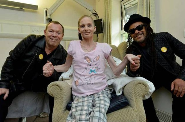 UB40 surprise dying mum by making her dream come true