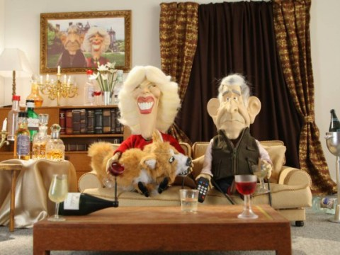 Prince Charles and Camilla are reimagined as Newzoids in new Spitting Image-style sketch show