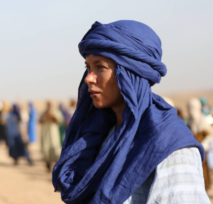 Anna Friel looks totally unrecognisable in latest US television role American Odyssey