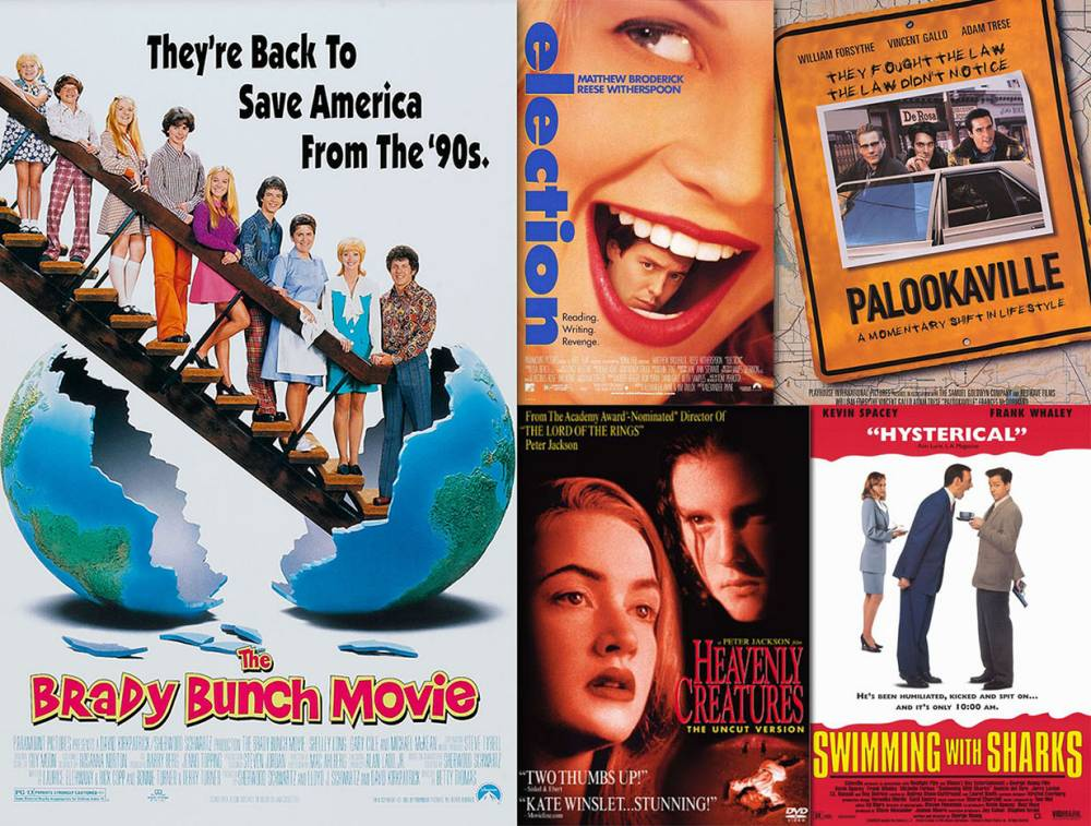 12 underrated movies from the 1990s which you'd probably forgotten about (or never saw in the first place)