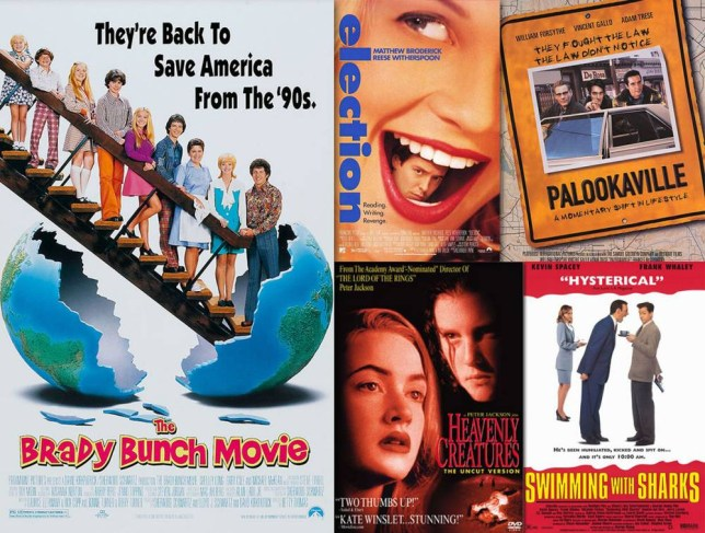 12 movies from the 1990s which were scandalously underrated