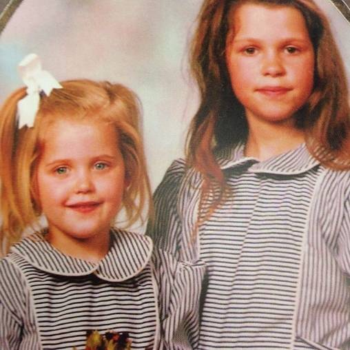 Fifi Geldof shares childhood snap with Peaches on anniversary of sister's death