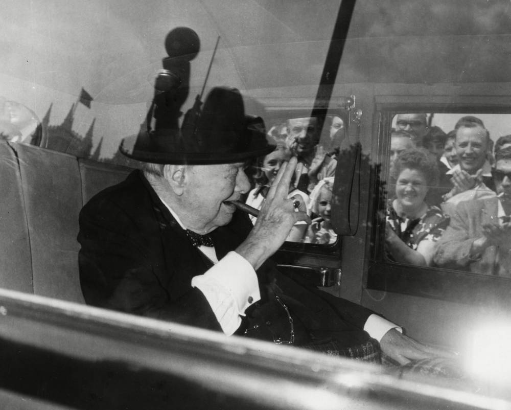 Winston Churchill Day 2015: 18 pictures of Churchill that prove he was The Man