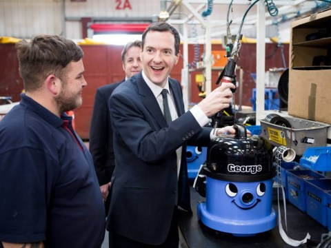 George Osborne just loves things that are also called George