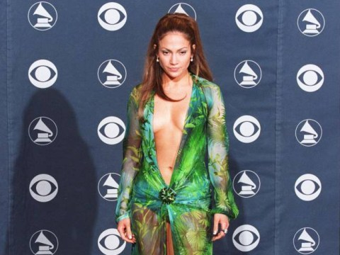 Jennifer Lopez and the iconic Versace dress that inspired Google Images