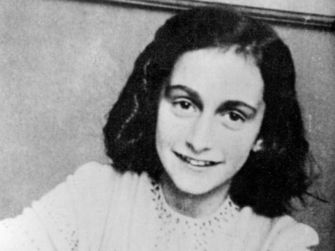 Anne Frank's grave may have finally been found