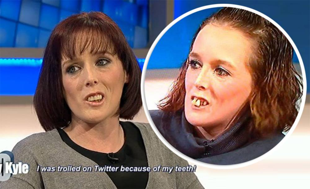 Jeremy Kyle guest shows off new teeth and hairstyle as she admits her gnashers sent Twitter in to 'meltdown'
