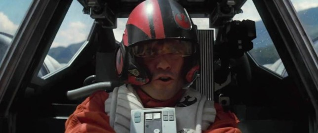 ****Ruckas Videograbs**** (01322) 861777 *IMPORTANT* Please credit YouTube for this picture. 16/04/15 Grabs from the new Star Wars - The Force Awakens out this Christmas, starring some old faces Harrison Ford, Max Von Sydow, Carrie Fisher, Mark Hamill and Warick Davis and Peter Mayhew as Chewbacca plus some new John Boyega and Daisy Ridley Office (UK) : 01322 861777 Mobile (UK) : 07742 164 106 **IMPORTANT - PLEASE READ** The video grabs supplied by Ruckas Pictures always remain the copyright of the programme makers, we provide a service to purely capture and supply the images to the client, securing the copyright of the images will always remain the responsibility of the publisher at all times. Standard terms, conditions & minimum fees apply to our videograbs unless varied by agreement prior to publication.