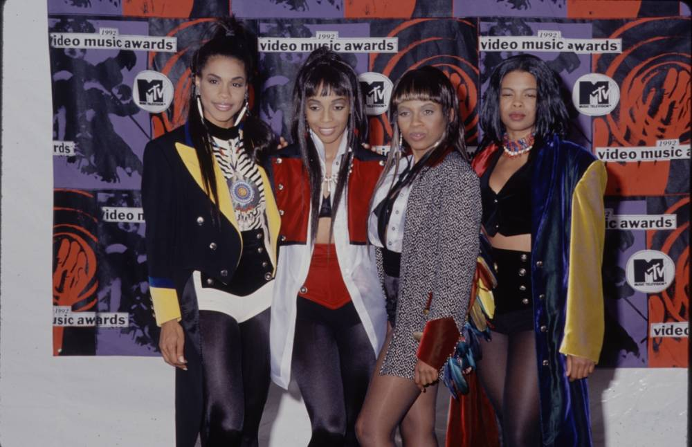 UNITED STATES - MARCH 18:  En Vogue  (Photo by The LIFE Picture Collection/Getty Images)