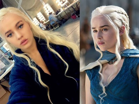 Meet Rosie Mac – the official body double for Daenerys Targaryen in Game Of Thrones