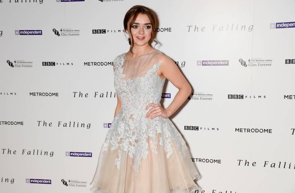 Game Of Thrones' Maisie Williams: It's still weird for girls to talk about sex