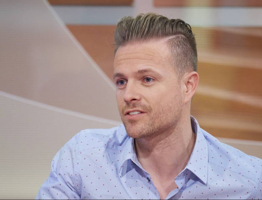 Westlife's Nicky Byrne to fly the Irish flag at Eurovision 2016 with the song Sunlight