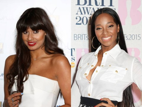 Lots of people are mistaking Jameela Jamil for Jamelia and she's not very happy about it