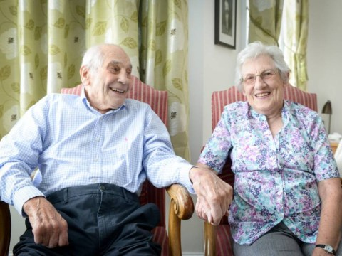 Woman, 91, and man, 103, set to become two of world's oldest newly-weds