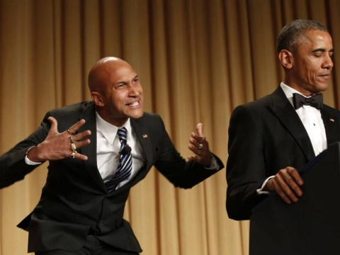 President Obama ribs opponents during funny address at White House Correspondents' Dinner