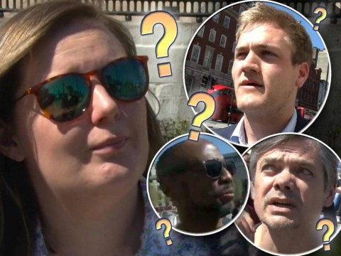 Video: We asked members of the public if they knew what these political buzzwords meant