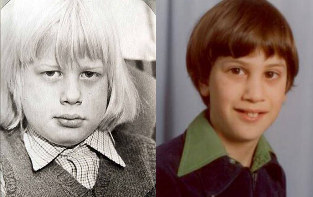Can you guess who these politicians are from their childhood pictures?