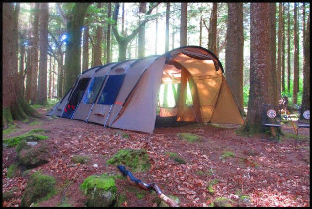 finest selection aec4a b4a05 Amazing Thermo Tent is soundproof, cool in summer and warm ...