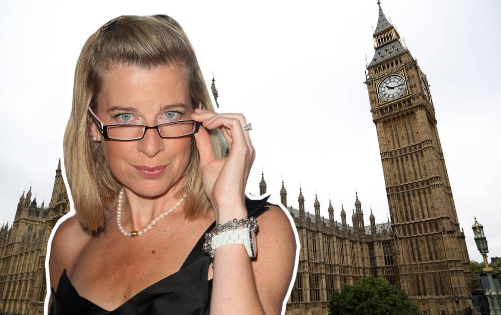 Prepare yourselves: Katie Hopkins has drawn up a guide to politics for undecided voters