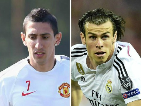 Arsenal legend Charlie Nicholas advises Manchester United to sell Angel di Maria and seal Gareth Bale transfer