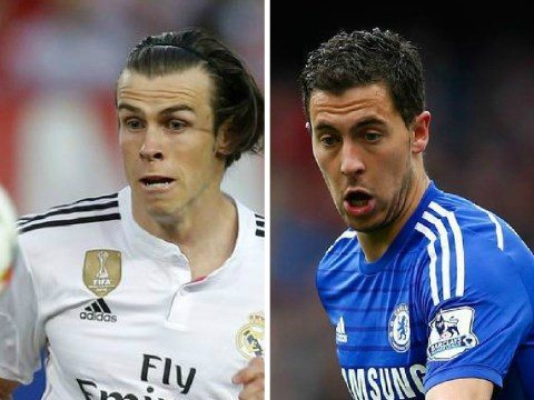 Chelsea and Real Madrid prepare sensational transfer swap deal with Gareth Bale moving to Stamford Bridge and Eden Hazard heading to the Santiago Bernabeu