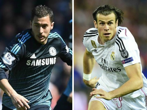 Manchester United 'line up incredible £80million Gareth Bale transfer as Real Madrid eye Eden Hazard'
