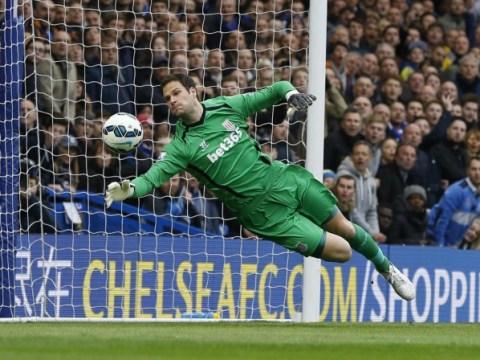 Liverpool 'set to make transfer offer to sign Stoke City's Asmir Begovic'