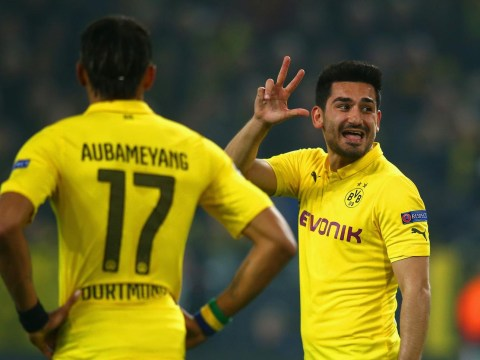 Arsenal and Manchester City transfer target Ilkay Gundogan 'to join Manchester United from Borussia Dortmund'
