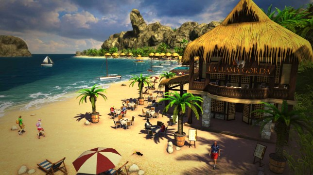 Tropico 5 (PS4) - the sunny side of dictatorship