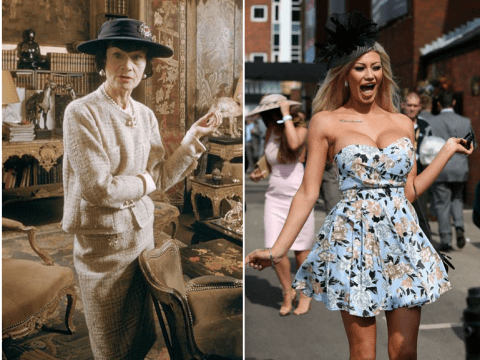 Here's how the new 'Chanel inspired' style code went down at Aintree's Ladies' Day 2015