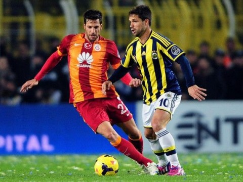 Aston Villa 'cleared to make transfer bid for Fenerbache midfielder Diego'