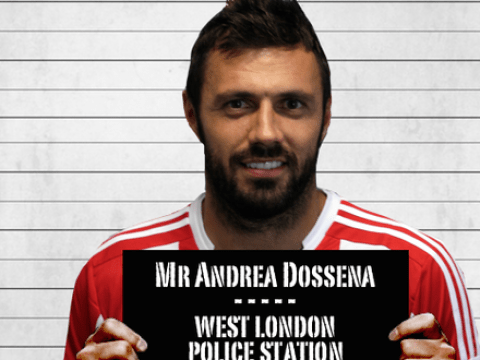 Andrea Dossena: Ex-Liverpool star arrested on suspicion of shoplifting at Harrods – because of honey pot