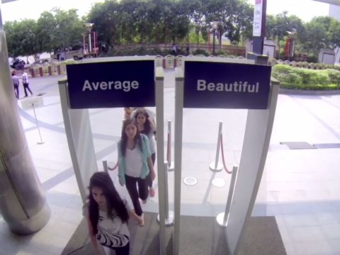 Is Dove's new #ChooseBeautiful campaign making women feel good or bad?
