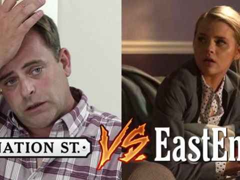 EastEnders' 'Who killed Lucy?' battles Steve McDonald's depression in Coronation Street as British Soap Awards shortlist is announced
