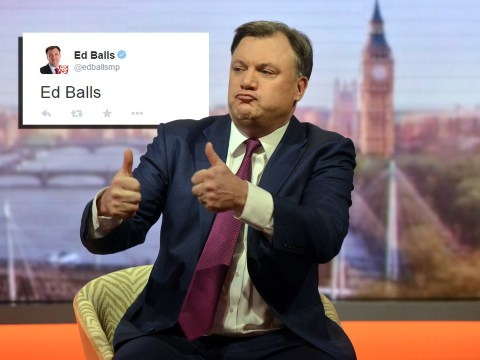 Here are the best tweets from #EdBallsDay