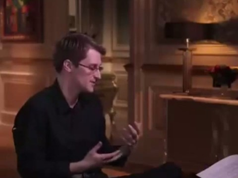 John Oliver gets Edward Snowden to explain NSA scandal through naked photos