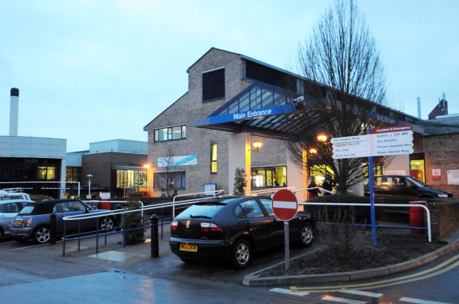 The paramedic refused to take the woman to Kingston Hospital (Picture: Standard)