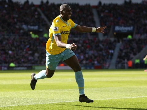 Crystal Palace 'planning to offer Liverpool transfer target Yannick Bolasie bumper new contract'