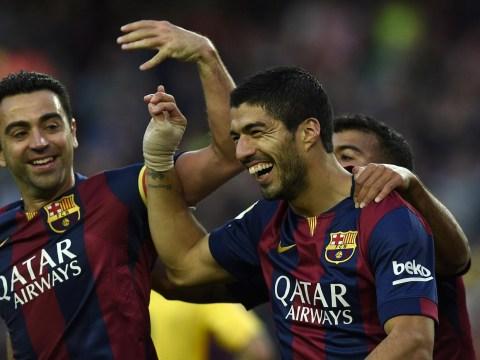 Commentators covering Barcelona's La Liga game v Getafe produce epic reaction to Luis Suarez's stunner