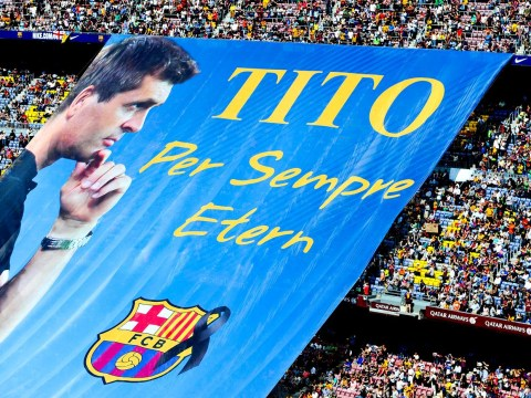 Barcelona release emotional video of Tito Vilanova to mark one-year anniversary of ex-coach's death