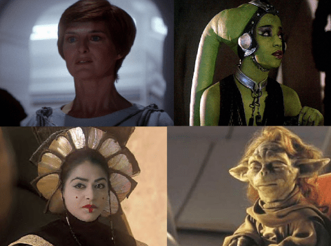 The female Star Wars characters you might not have heard of