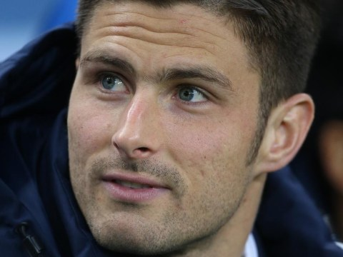 Olivier Giroud: I get angry when people talk about my hair and good looks over my Arsenal goalscoring form