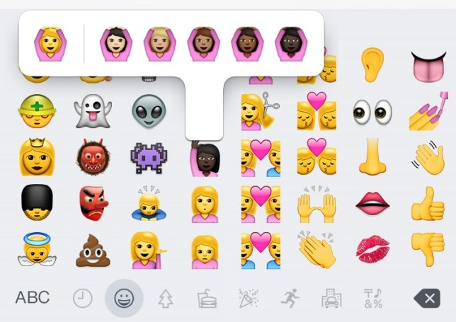 Your excess Emoji prayers have been answered (Picture: Emoji/Apple)