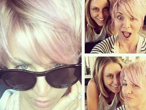 Prepare yourself Sheldon, Big Bang Theory star has changed her hair AGAIN