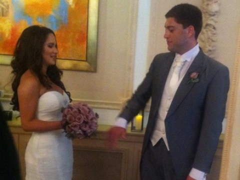 Big Brother contestants Kimberly Kisselovich and Steven Goode tie the knot after NINE MONTHS of dating