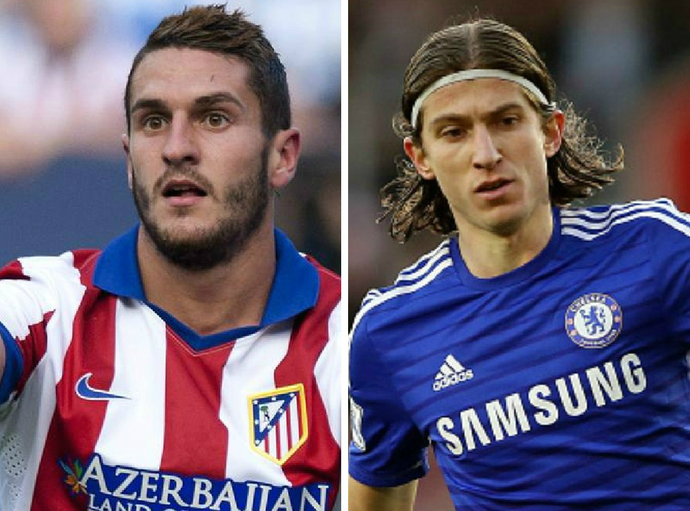 Chelsea 'line up sensational transfer swap deal with Atletico Madrid's Koke and Filipe Luis'
