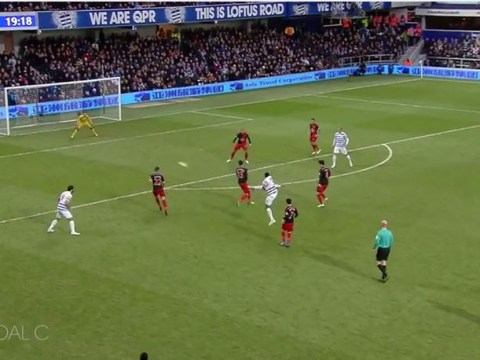 Queens Park Rangers release impressive video showcasing their best goals this season