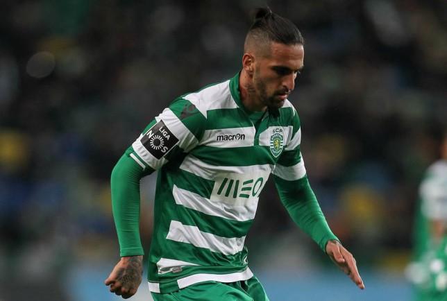 Tottenham 'line up transfer of Sporting Lisbon star Miguel Lopes'