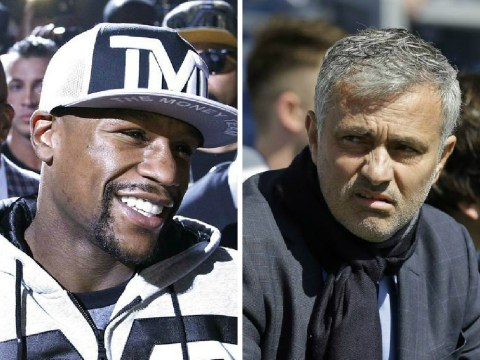 Who said that? Play our Jose Mourinho or Floyd Mayweather quiz ahead of Saturday's big fight